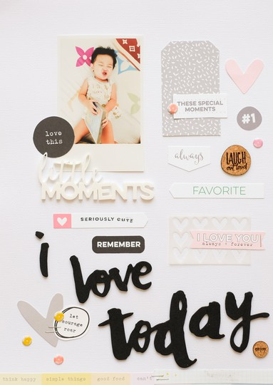 I love today by evelynpy original