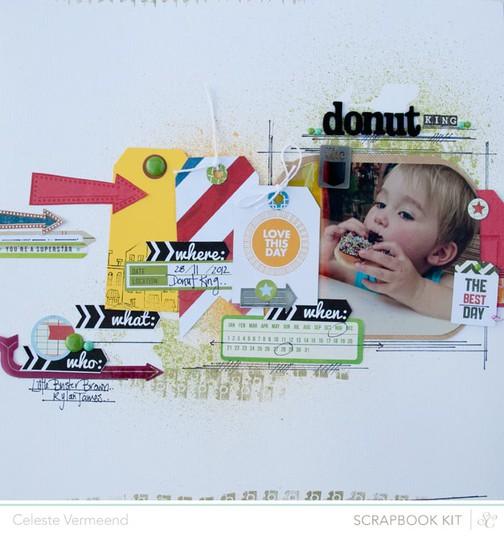 Donut king sc
