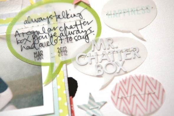 Mr chatterbox 2