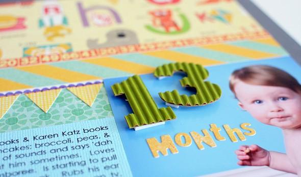 13 months   detail   april kit   susan weinroth