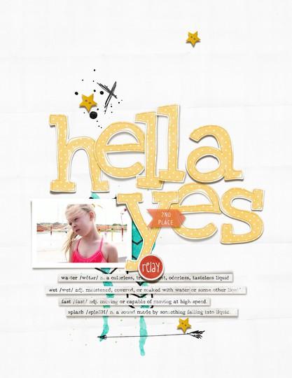 Hellayes 2000k original