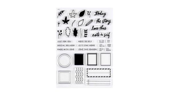 2018 sc 10 letters home reveal stamp slider original