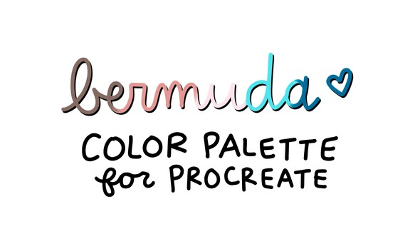 Cd color palette bermuda original