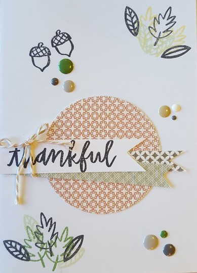 Thankful card original