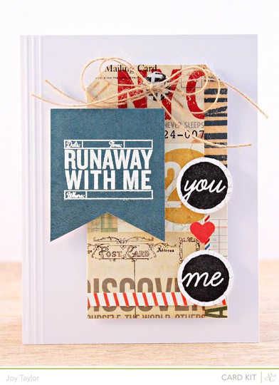 Runaway with me