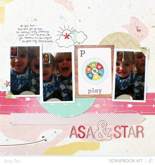 Asa and star
