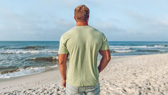 118871 beach merry lights short sleeve tee  men seagreen slider4 original