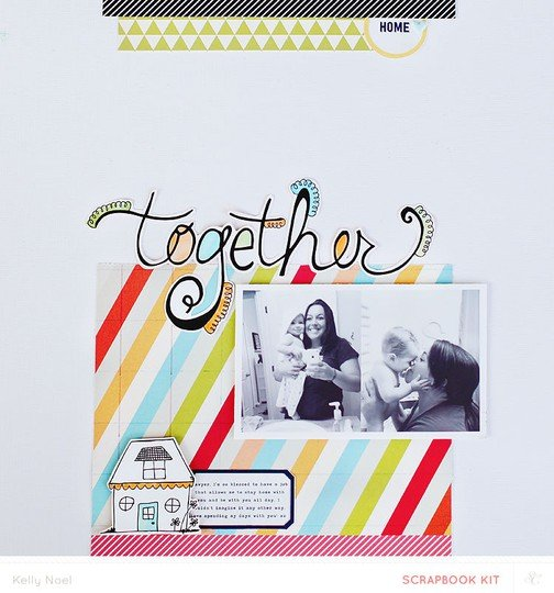 Together   studio calico copper mountain kit   kelly noel