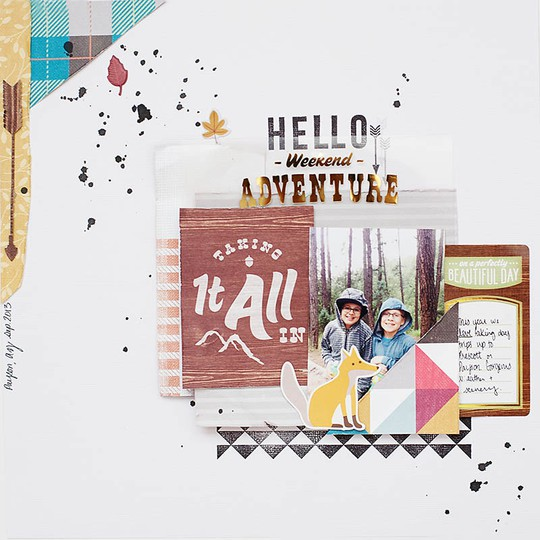 Allison waken hello weekend adventure 1