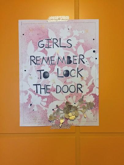 Lock the door2 original