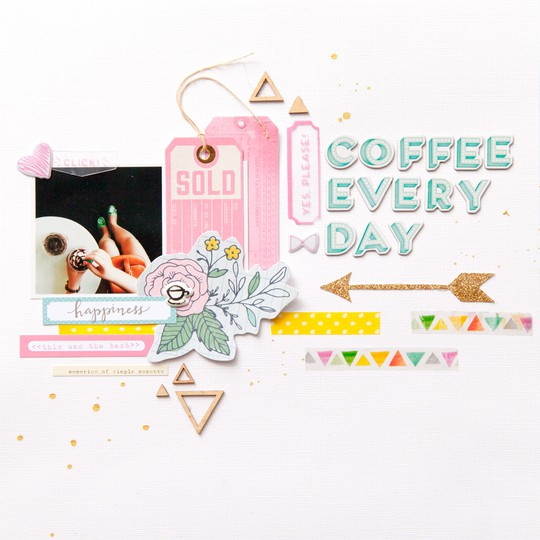 Coffee everyday by evelynpy