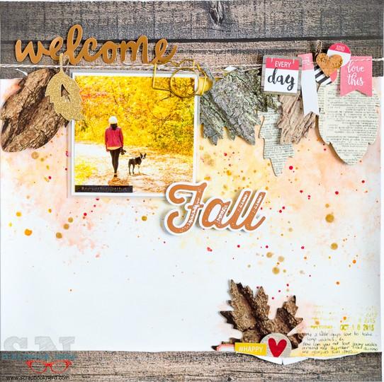 Welcome fall 4 original