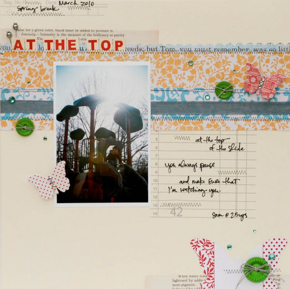 Atthetop