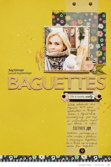 Baguettes original