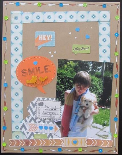 Hey you! smile