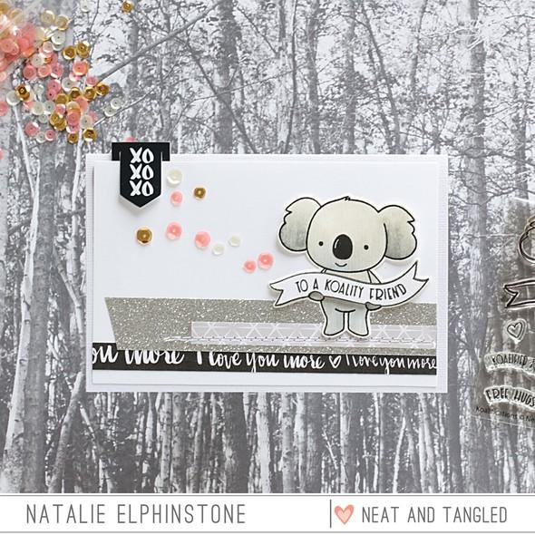 Koala card original