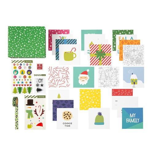 Picture of December Daily® Mini Kit for Kids