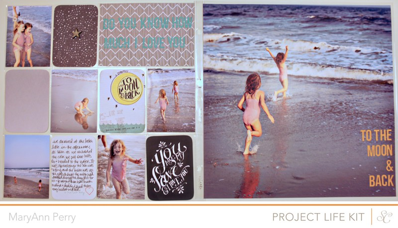 Front row project life beachweekmoonweb