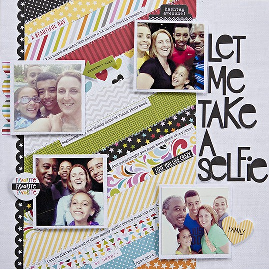 Katierose selfie