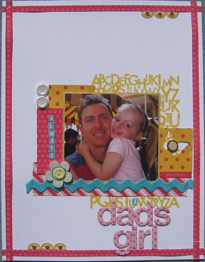 Always a dads girl