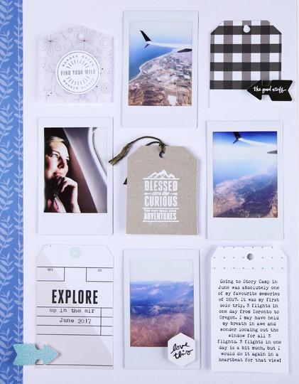 Pam baldwin   summit scrapbook kit original