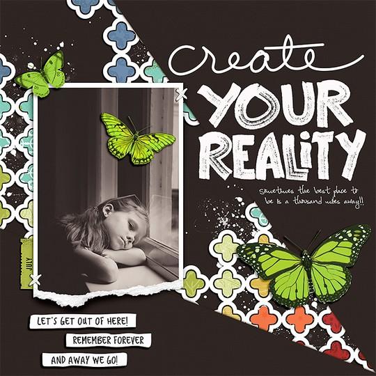 Jojo   create your reality original