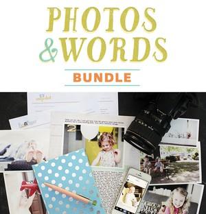 Photoandwordsbundle