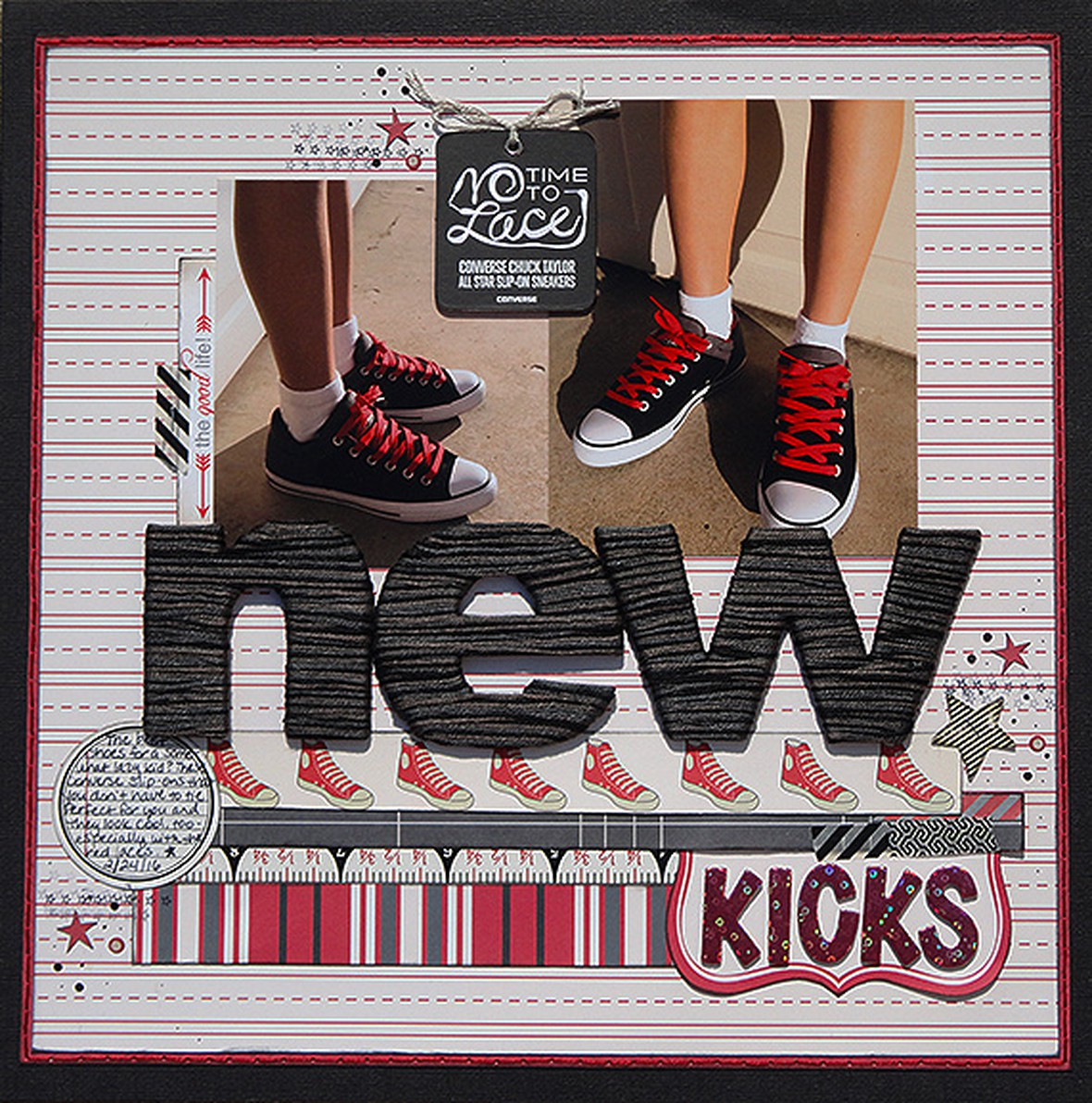 New kicks original