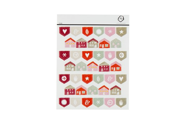 Nov 2017 homestead shop house stickers 33289 original