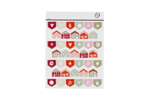 Nov 2017 homestead shop house stickers 33289 original