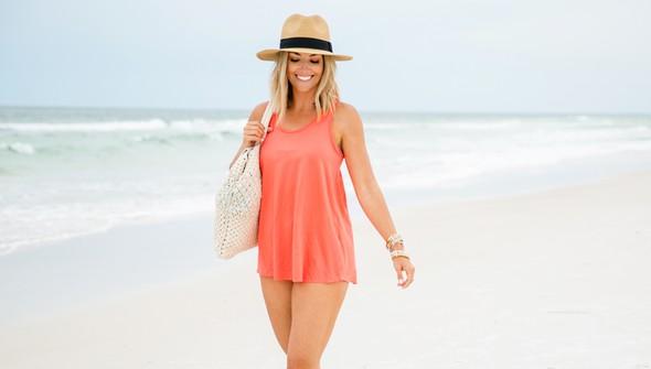 107918 basic tank top sun shirt women coral slider2.1 original