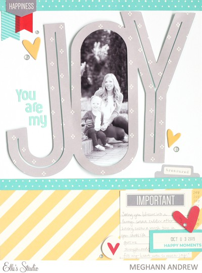 Joy blog original