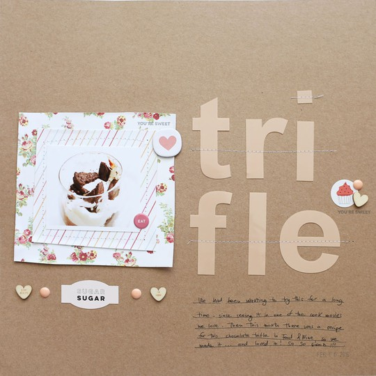 Trifle web original