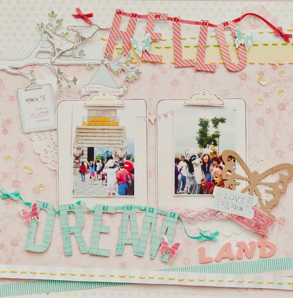 Hello dreamland full page