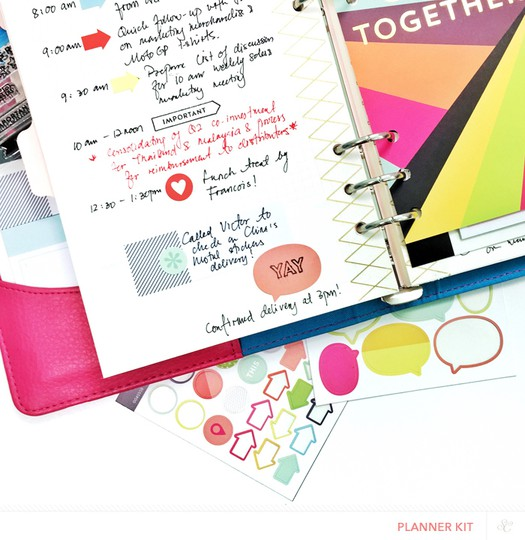 Aug planner kit leenaloh1 original