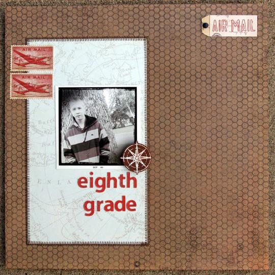 Eighth grade nick small