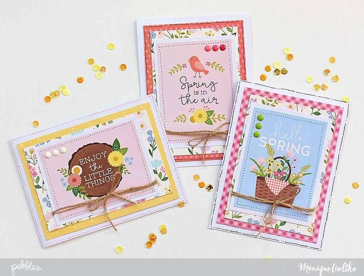 Mliedtke pebbles outdoor cards 6 original