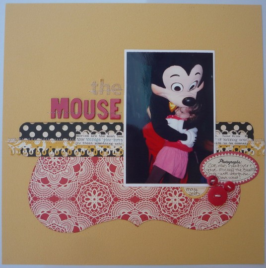 The mouse small