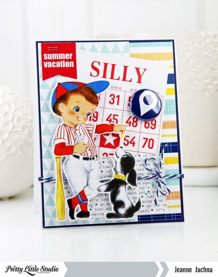 Silly boy one original