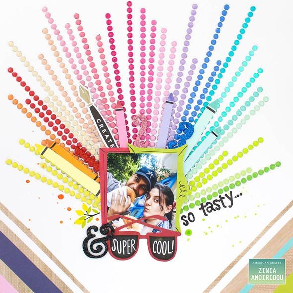Americancrafts zinia rainbowbling 01 original