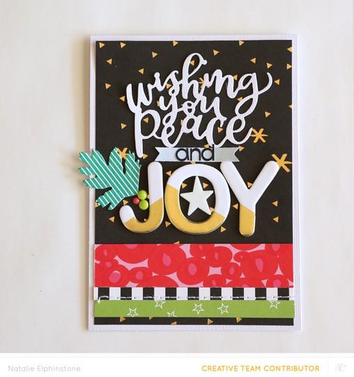 Peace and joy card by natalie elphinstone 1 original