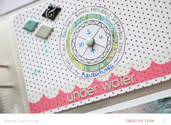 Underwater title