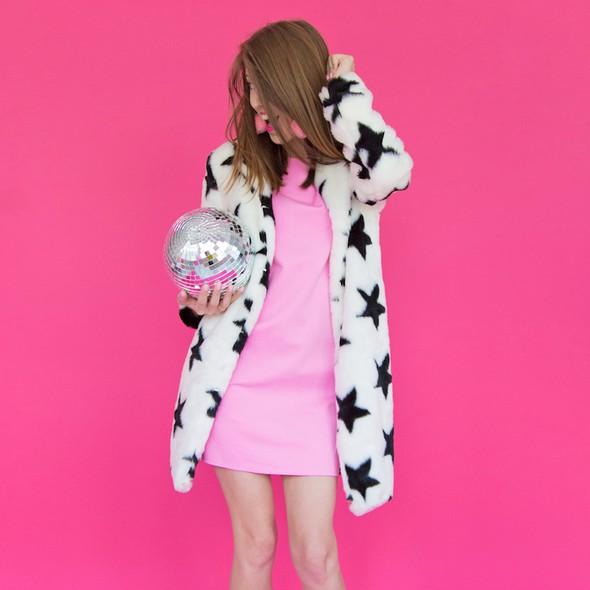 Pink dress original