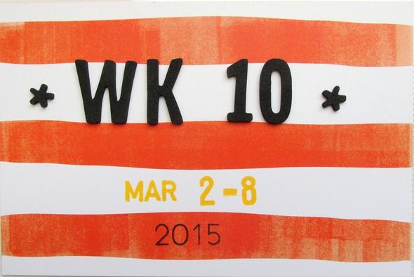 2015 wk10t original
