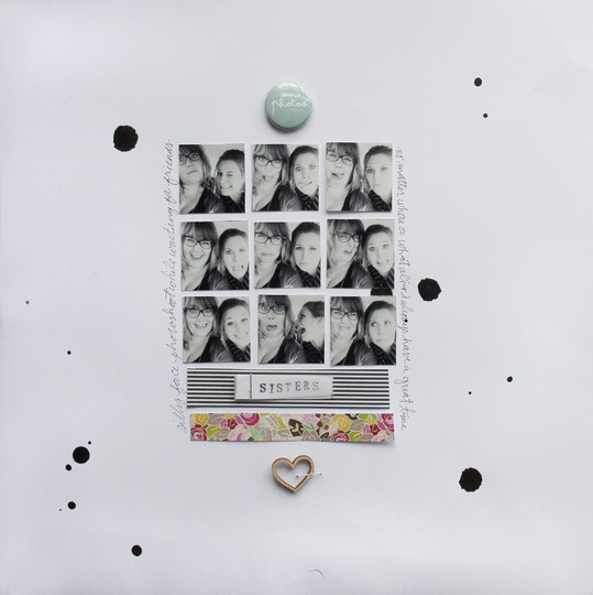 15 kerciajane sisters scrapbook 01
