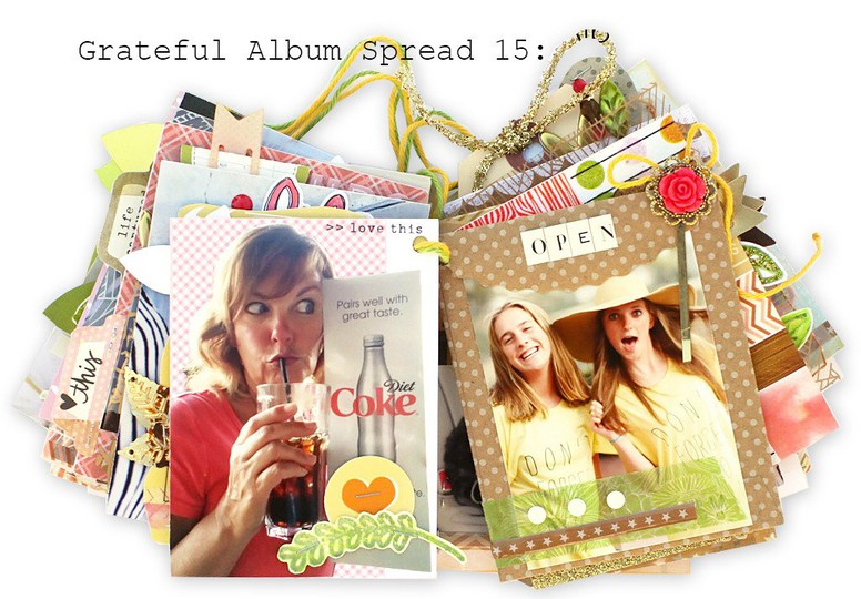 Grateful album spread 15