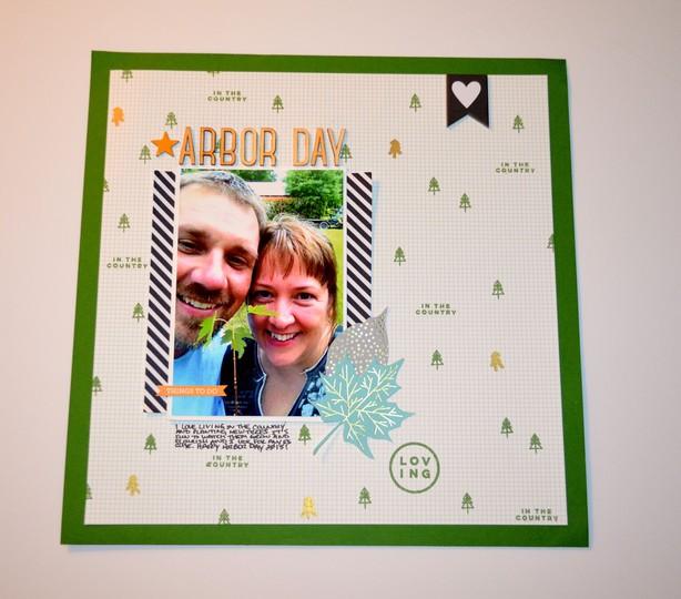 Arbor day 2015 original