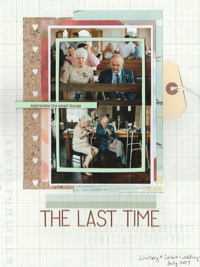 The last time original