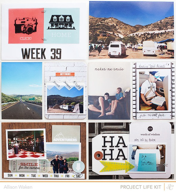 Aw project life week 39 part1 2