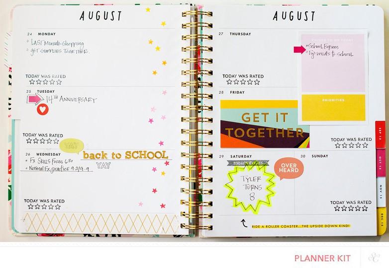 Planner full original